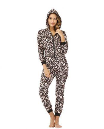 Pyjama Grenouillère Femme Animal - Grenouillère Femme - Grenouillère Style